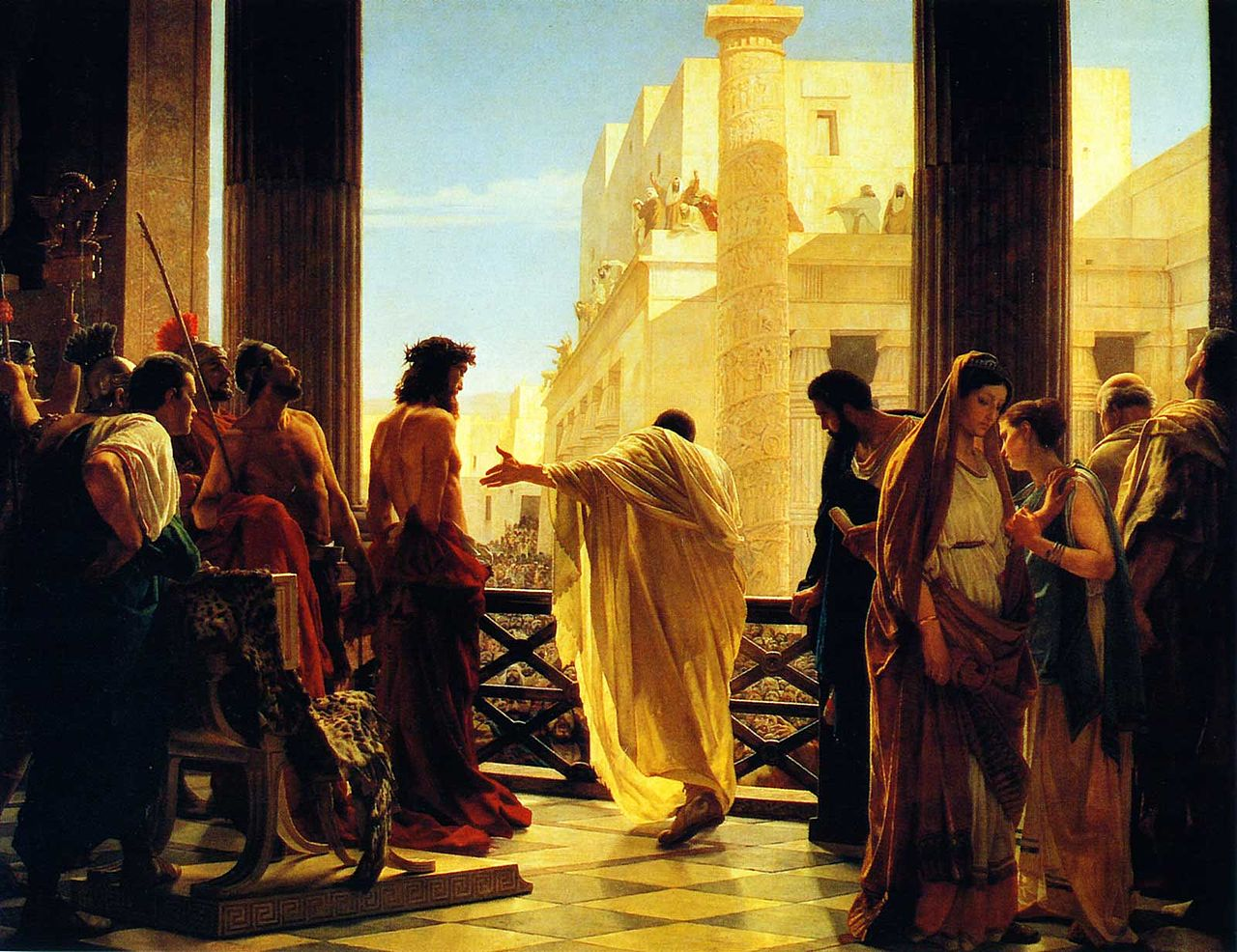 Pilate-Christ