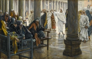 Brooklyn_Museum_-_Woe_unto_You_Scribes_and_Pharisees_Malheur_à_vous_scribes_et_pharisiens_-_James_Tissot-300x194